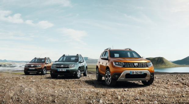 All-new Dacia (Renault) Duster is ready!