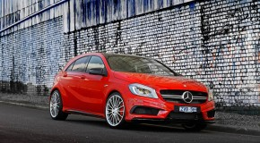Mercedes AMG A45: The Truth Behind The Exterior