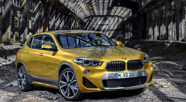 BMW Group sales up 2.8% in March