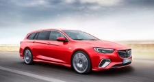 Opel Insignia GSi Sports Tourer: The sporty, uncompromising station wagon