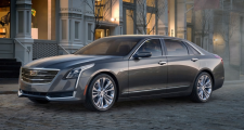The 2018 Cadillac CT6 – Cadillac Super Cruise Sets the Standard for Hands-Free Highway Driving