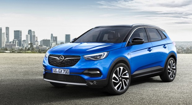 Opel Grandland X: New Crossover Model for the Compact Class