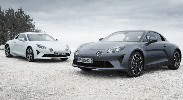 Renault: Two new versions for the Alpine A110