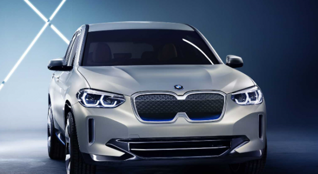The all-new BMW iX3 Concept