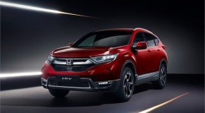 Honda to unveil the all-new CR-V
