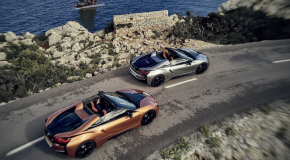 The new BMW i8 Roadster – car of the day