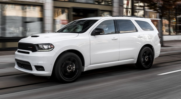 2018 Dodge Durango Named Official Winter SUV of the Year