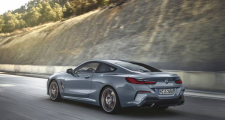 The all-new BMW 8 Series Coupe