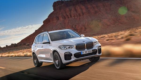 The all-new BMW X5 (product highlights)