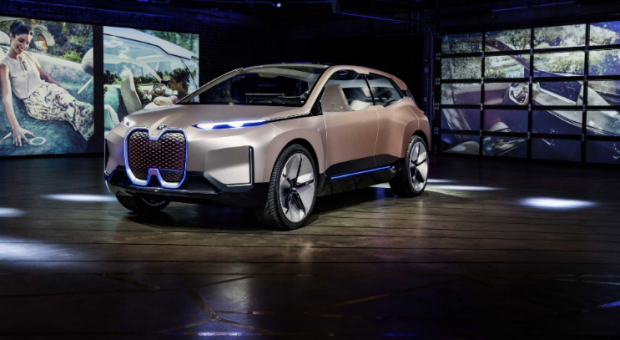 BMW's iNext will have 5G connectivity