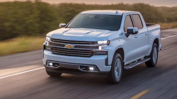 The all-new 2019 Chevrolet Silverado 1500 2.7L Turbo