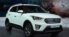 Modified new Hyundai Creta with Audi style matrix lights