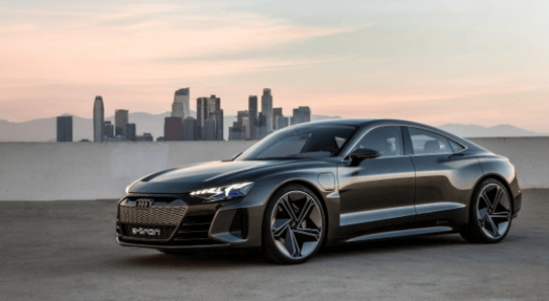 Car of the day: Audi e-tron GT concept