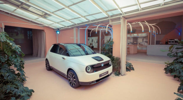 Honda @ Milan Design Week 2019
