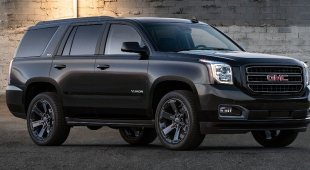 GMC Introduces 2019 Yukon Graphite