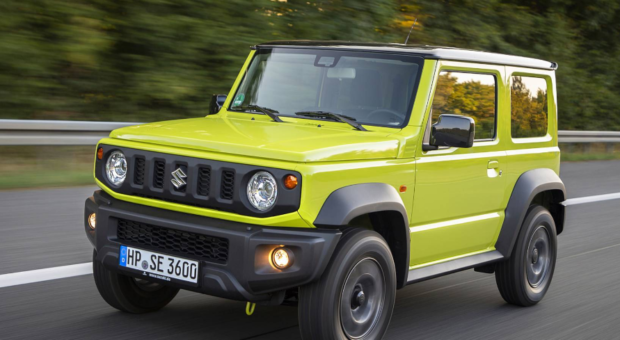 Jimny has won the Urban Car category in the 2019 World Car Awards