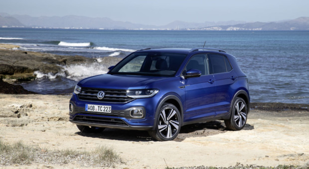 New T-Cross scores five stars in Euro NCAP