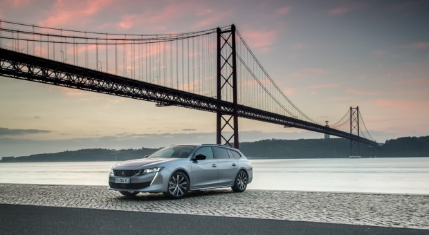 All-new PEUGEOT 508 SW (SpaceWagon)