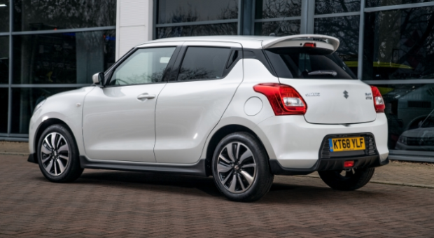 Car of the day: Swift Attitude Special Edition