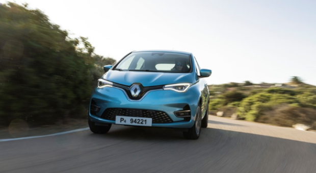 The New Renault ZOE is taking to European roads with an offer of 100% electric driving pleasure