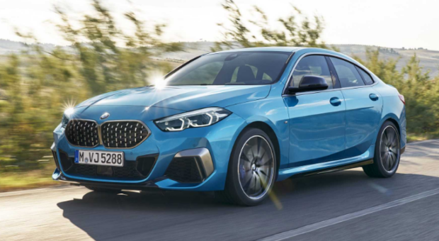 The all-new BMW 2 Series Gran Coupe