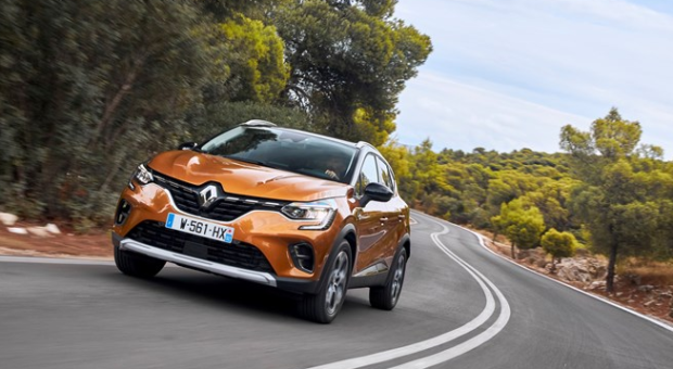 All-new Renault Captur: 100% new, 100% CAPTUR