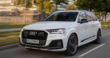 The all-new Audi Q7 TFSI e quattro