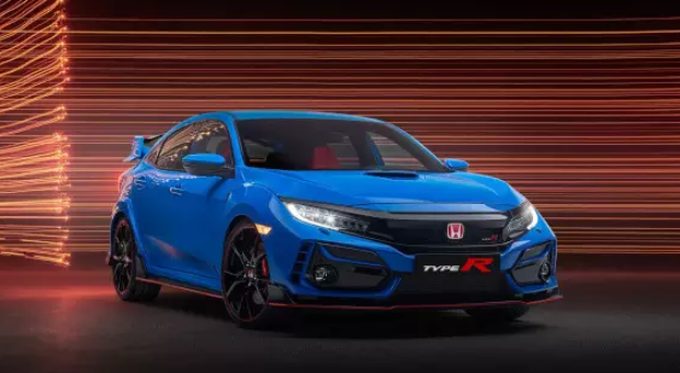 Honda kicks off 2020 with first image of new Civic Type R