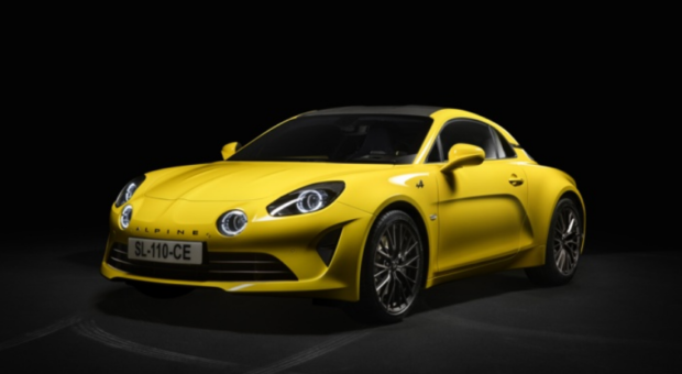 All-new Alpine (by Renault) A110 legende GT (A110 Color Edition 2020 and Atelier Alpine)