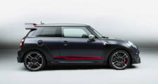 New design of the MINI John Cooper Works GP