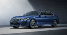 New BMW 5 Series for the Chinese market celebrates its premiere at the Auto China 2020 in Beijing