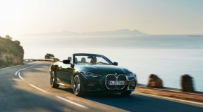The all-new BMW 4 Series Convertible