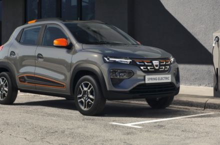 THE ALL-NEW DACIA SPRING ELECTRIC
