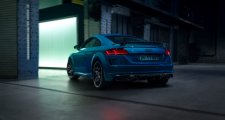 The Audi TT S line competition plus