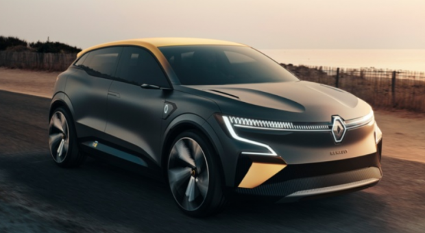 Today, Renault is writing a new chapter in the history of the brand with the Mégane eVision