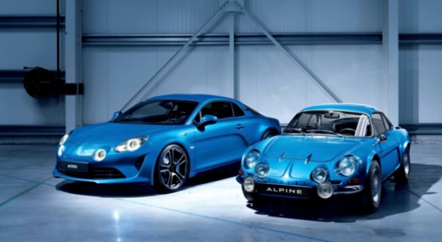 HISTORY OF THE ALPINE BRAND: 66 years of passionate history since 1955