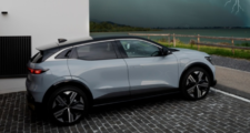 The all-new Mégane E-TECH Electric is a new comer in the EV world