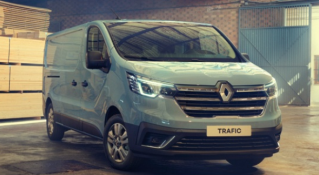 Renault is opening orders for its New Renault Trafic on September 15