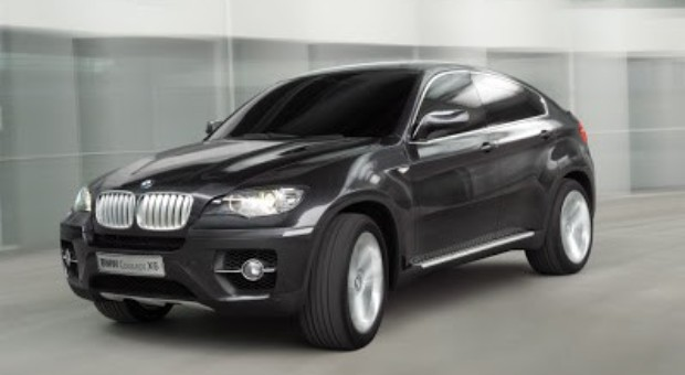 X6 – BMW X6, the power of price! The power of highspeed price