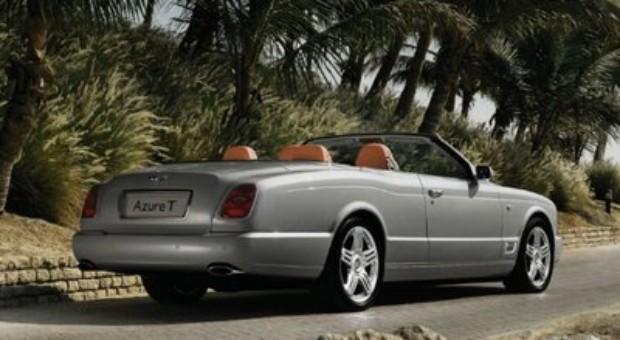 New Bentley Azure 'T' Deluxe Edition