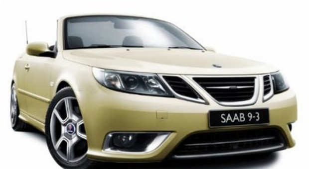 Saab 9-3 Cabriolet X-Edition