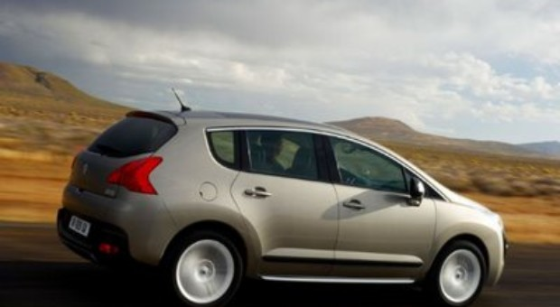 Amazing! New Peugeot 3008