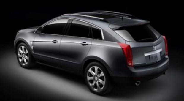 2009 New Cadillac SRX