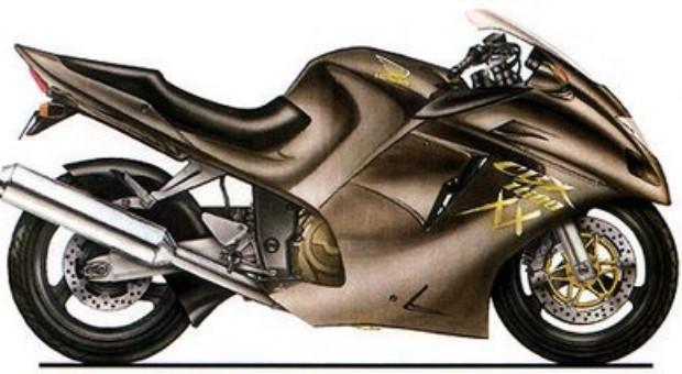 Honda CBX1600 XX