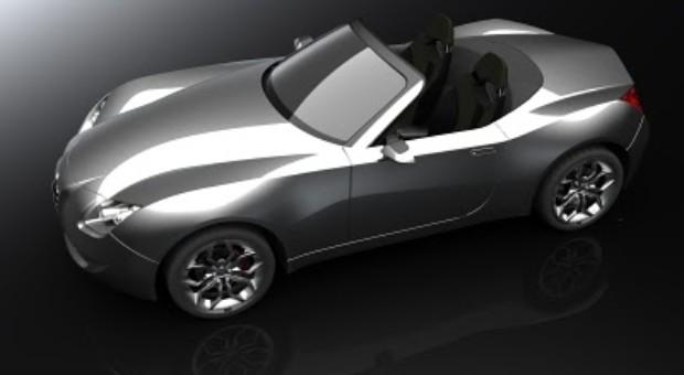 Alfa Romeo Spyder Concept
