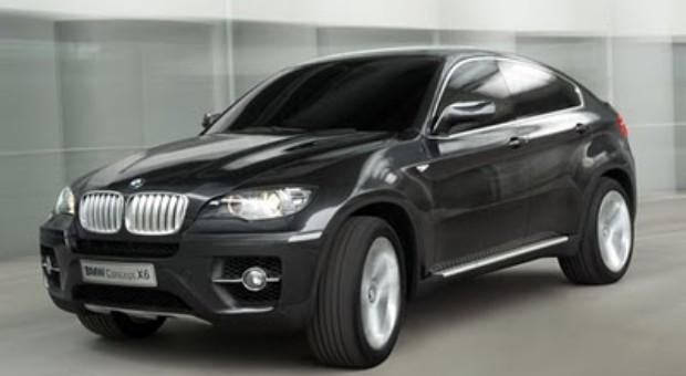 BMW X6 Car & Engine Specifications