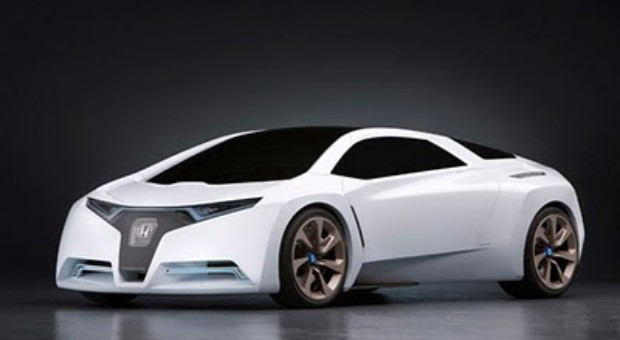 Honda's Hydrogen Sport Car Concept