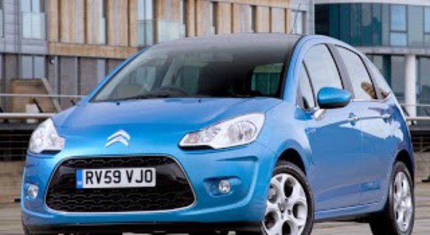 """2010 Citroën C3 – Introduce """"Wash Me If You Can"""""""
