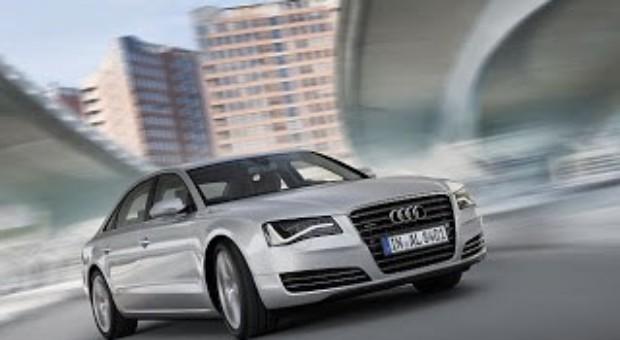 2011 Audi A8 Progressive Design: Audi Debuts Super Bowl Companion Ad During the NFL Playoffs