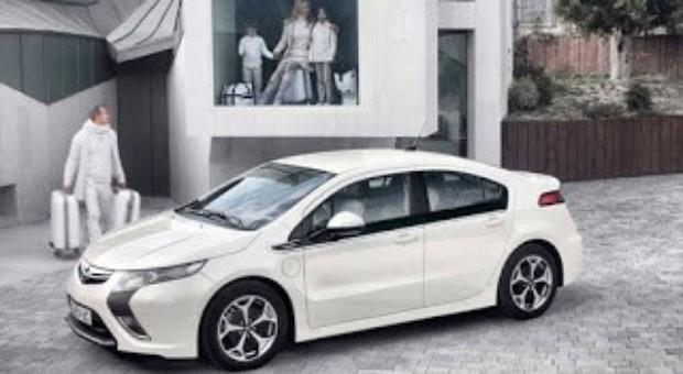 Production Version of Opel Ampera @ World Premiere in Geneva